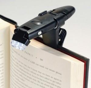 Lewis N. Clark Usb Book Light - Подсветка для книг