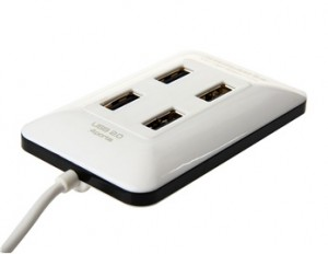 USB 2.0 Four USB Interface Hub - 4-портовый USB-хаб