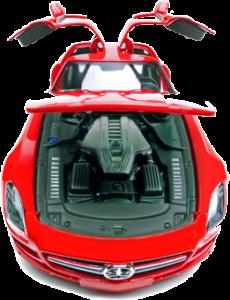 Mercedes SLS 500 Gb Hard Drive - Накопитель в корпусе Mercedes SLS