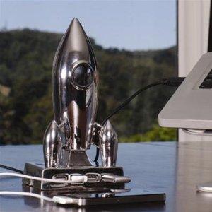 Spaceport USB Hub - Хаб-космопорт