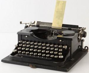 USB Royal Typewriter - Печатная машинка для планшета
