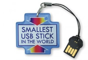 Deonet smallest USB stick - самая маленькая USB-флешка
