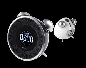 Tick Tock SD/USB/FM Radio - Радио-будильник в стиле ретро