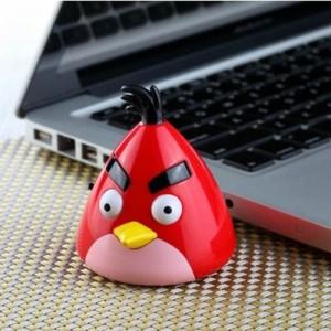 "Koolertron Angry Birds Speaker - Колонка в виде ""Злой птички"""
