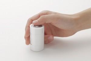 Kandenchi - Мышка в виде батарейки