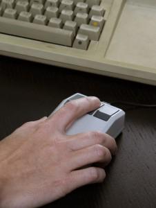 Retro USB Mouse - Ретро USB-мышка