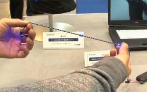 Roboden - эластичный USB-кабель