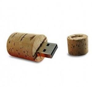 Cork USB Drive - Пробковая флешка