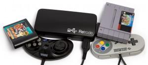 Retrode - Адаптер для ретро-игр