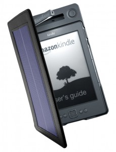 SolarKindle Lighted Cover - Чехол для Kindle с подсветкой и аккумулятором