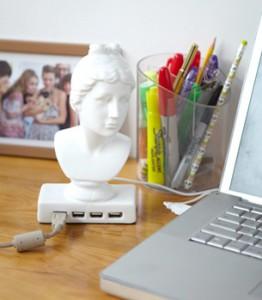 Aphrodite USB Hub - USB-хаб Афродита