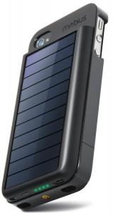 Eton Mobius - Солнечная панель и батарея для iPhone