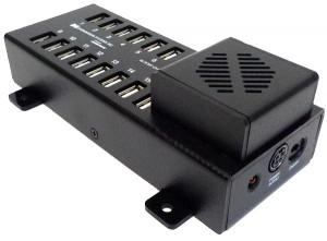 PowerPad 16 - USB-хаб для зарядки 16 устройств