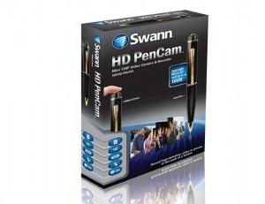 Swann HD PenCam - Шпионская ручка с HD-камерой и флешкой
