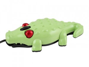 Crocodile USB Optical Mouse - Мышка-крокодил