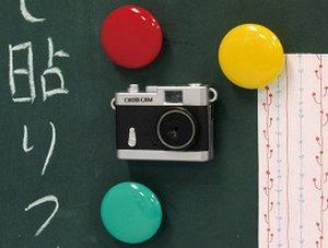 Chobi Cam Retro with magnet – камера с магнитом
