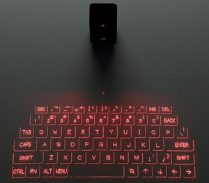Elecom TK-PBL042BK Projection Keyboard – проекционная клавиатура для мобильных устройств