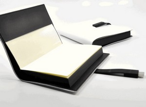 Journal with USB flash drive – ежедневник с флешкой
