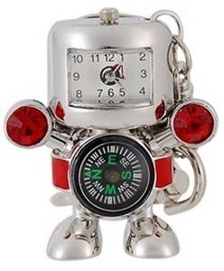 Robot Clock Flash Drive – флешка с часами в виде робота