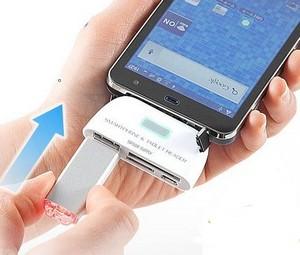 Sanwa USB Reader/Dock Station – полноценная поддержка USB для Android-устройств