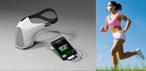 AIRE Mask – заряди свой iPhone, как Дарт Вейдер