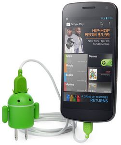 Android Robot USB Device Charger – зарядка для Android-смартфонов