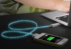 Apple Data Cable With Build In Light – кабель с подсветкой для Apple-гаджетов