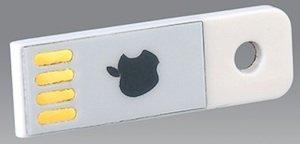 Apple USB Flash Drive – флешка с логотипом Apple