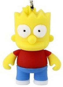 Bart Simpson USB Flash Drive – флешка в виде Барта Симпсона