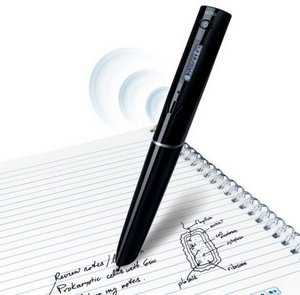 Livescribe 2 GB Echo Smartpen – ручка-органайзер