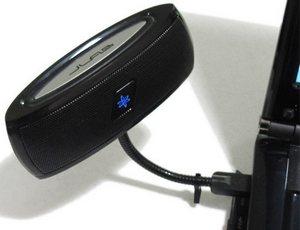 JLab B-Flex X-Bass Laptop Speaker – сабвуфер для ноутбуков