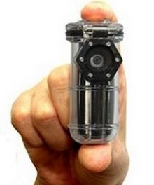 Chobi Cam Sports Gear Outdoors – водонепроницаемая камера для экстремалов