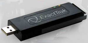 ExactTrak Security Guardian – флешка с GPS и GSM