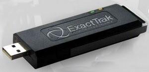 ExactTrak Security Guardian – флешка с GPS и GSM