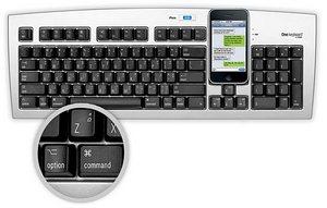 The One – универсальная клавиатура для ПК и мобильных устройств