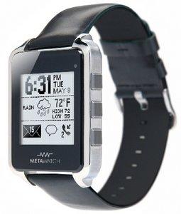 Bluetooth 4.0 Wearable Development Systems – часы для управления мобильными устройствами