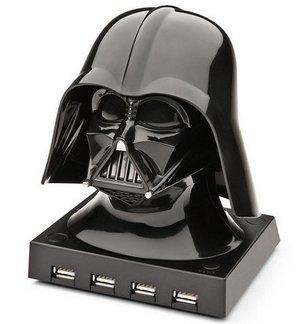 Darth Vader USB Hub – «личный» хаб Дарта Вейдера