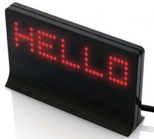 Dream Cheeky USB LED Message Board – рекламный щит на рабочем столе