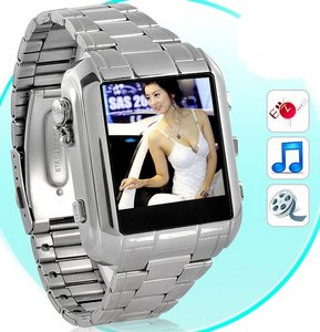 Multimedia MP4 Player Watch – часы будущего