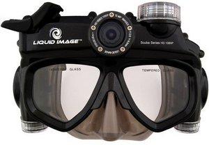 Scuba Series HD 1080P Camera Mask – маска для дайверов с камерой