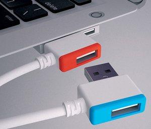 Nesting USB Connectors – концепт USB-кабеля от Yanko Design