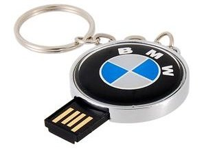 BMW Flash Drive Keychain – флешка в стиле BMW
