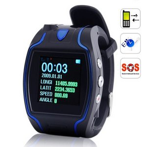 GPS Wrist Watch Cellphone Dual Band