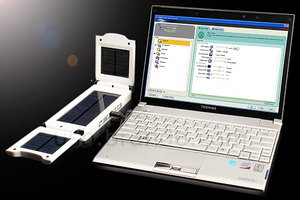 Portable Multi-Purpose Solar Power Bank – универсальная зарядка на солнечных батареях