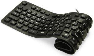 Roll-Up Keyboard – гибкая клавиатура