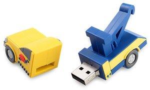 Tow Truck USB Flash Drive – флешка в виде эвакуатора