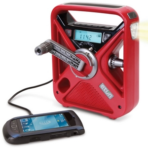 Emergency Radio – радио с зарядным устройством