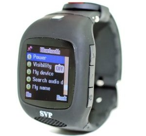 GSM Quad-band Watch Phone – часы-«мобила»