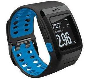 Nike+ SportWatch GPS – водонепроницаемые часы для любителей спорта