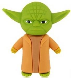 Star Wars Yoda Flash Drive – флешка в виде мастера Йоды